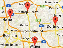 Location Suchen