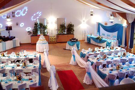 Festhalle Köfering Halle für Hochzeit