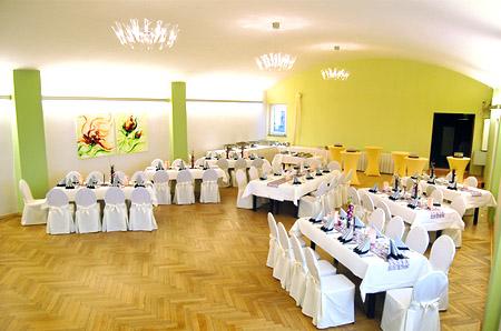 Gasthaus Roter Ochs Saal für Hochzeiten
