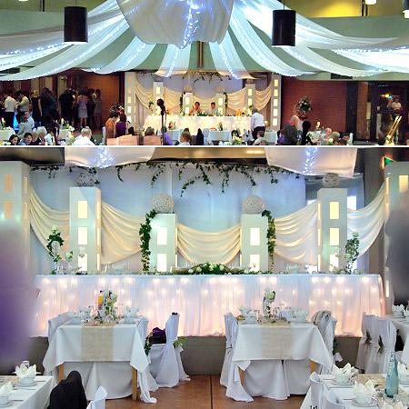 Hochzeitshalle Dortmund Hochzeitsdeko Tischdekoration Hochzeit