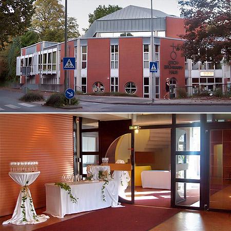 Hochzeitshalle, Halle-Hochzeitssaal Witten Dortmund Bochum Hagen
