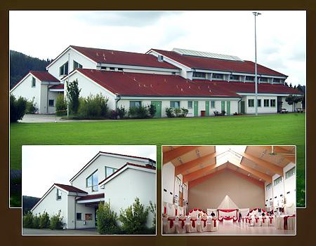 Hochzeitshalle Location Partyraum Korbach-Epp, Halle Kassel