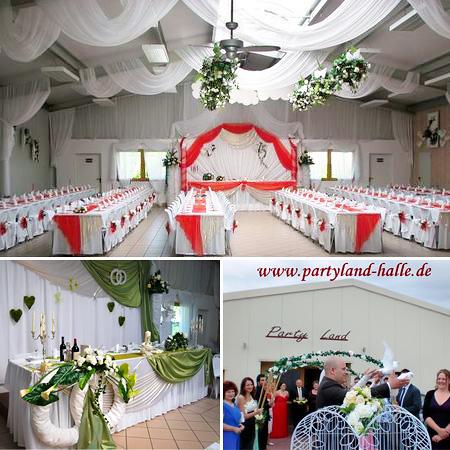 Hochzeitshalle Wilhermsdorf, Festhalle Nürnberg, Fürth, Erlangen Bamberg Ansbach