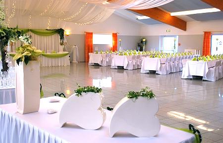 Hochzeitssaal Hochzeitsdeko Dortmund