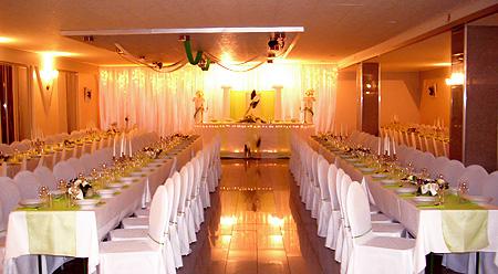 Saal für Hochzeiten Bielefeld Herford Detmold