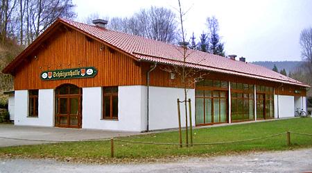 Schützenhalle Kohlstädt Location für Hochzeiten