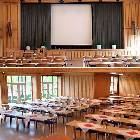 Tagungsraum/Konferenzsaal Festsaal Hochzeitssaal Neumarkt Nürnberg