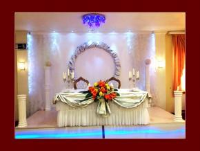 Türkische Brauttisch Dekoration - türkische Hochzeit