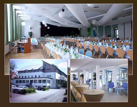 Hochzeitssaal Halle Location Bischofsgrün Kulmbach Hof Bayreuth
