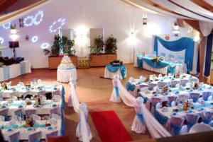 Halle mieten - Hallen für Hochzeit