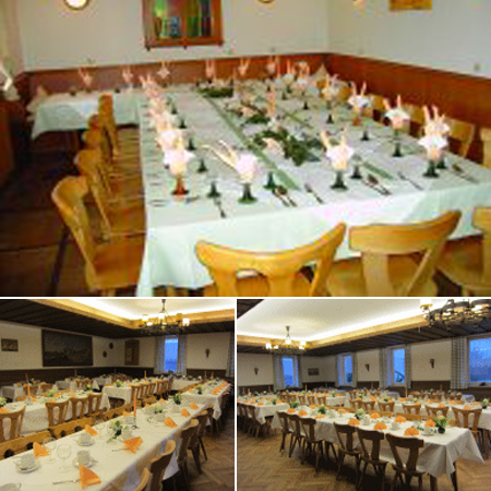 Hochzeitslocation Niederroth - Hallen für Hochzeit