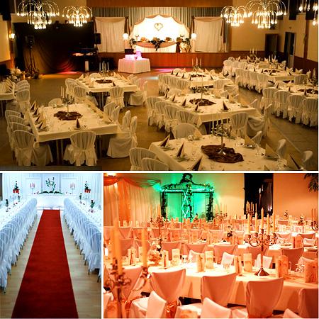 Festsaal Hochzeit