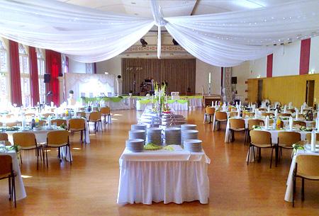 Hochzeitssaal Braunsrath - Umgebung Mönchengladbach, Herzogenrat, Aachen