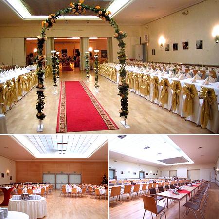Festsaal Herford - Saal für Hochzeit 2