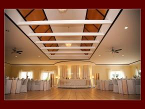 Hochzeit-Location Dederer, der Saal