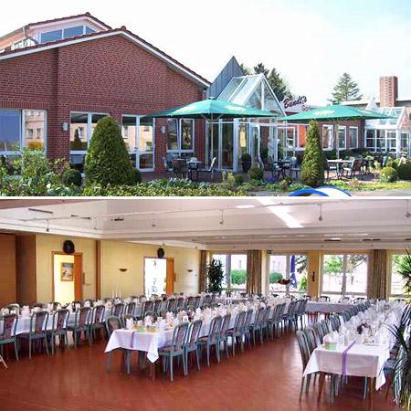 Hochzeitssaal Bundts in Hamburg