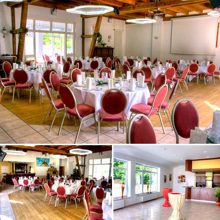 Hochzeitssaal, Festsaal Umgebung Osnabrück, Münster sowie Bielefeld