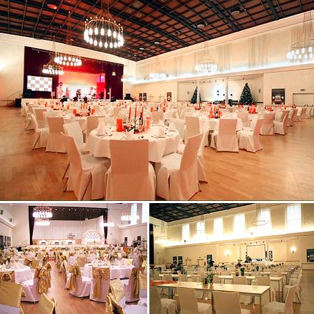 Raum für Hochzeiten, Weihnachtsfeiern, Betriebsfeste, Abibälle / Galas