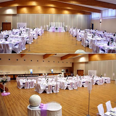 Dekoration, Hochzeitsdeko