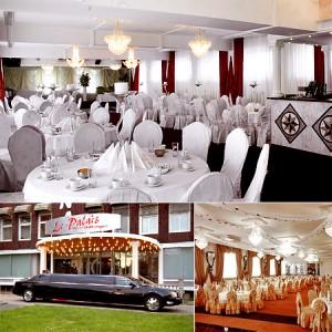 Hochzeitssaal Le Palais in Essen - Hallen für Hochzeit