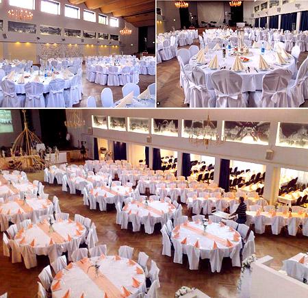 Festsaal, Eventhalle in Nürnberg