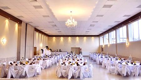 Festssaal, Hochzeitsdeko - Wiesbaden
