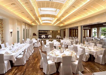 Hochzeit Hotel - Saal