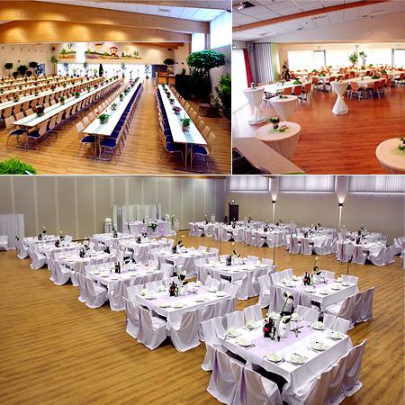 Hochzeitslokalität, Räumlichkeiten für Hochzeit, Partyraum