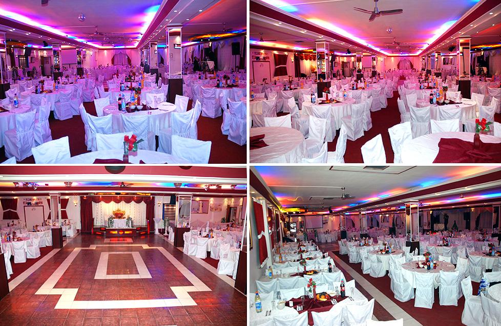 Hochzeitssaal Festsaal Elegance in Berlin