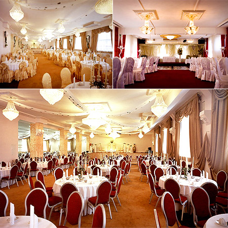 Hochzeitssaal, Festsaal Le Palais in Essen