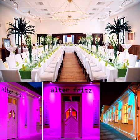 Saal Hochzeitssaal in Berlin Alter Fritz