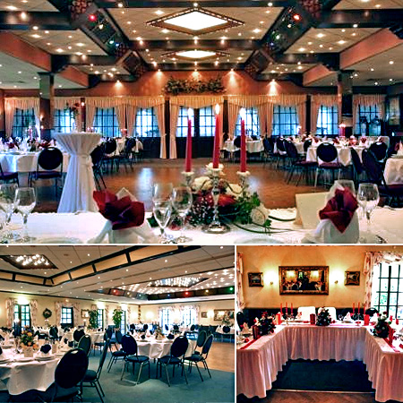 Festsaal, Hochzeitssaal - Räume für Hochzeit in Bremen