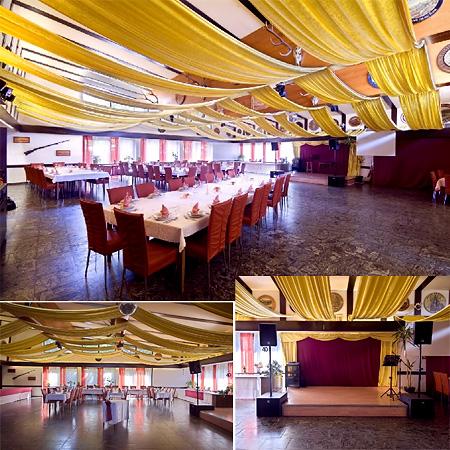 """Festsaal, Hochzeitssaal """"Schützenhaus"""" in Pforzheim"""