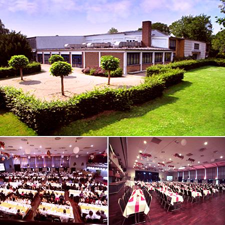 Festsaal, Hochzeitssaal in Wesel - Raum Essen, Duisburg, Oberhausen