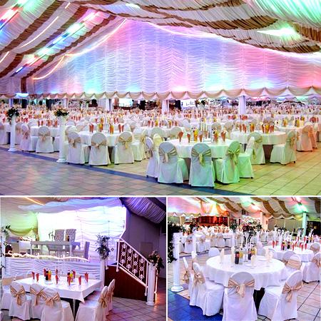 "Hochzeitssaal, Veranstaltungssaal & Festsaal - ""Baslar"" in Krefeld"