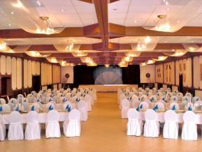 Saal für 300 Personen