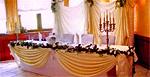 Tischdeko Saal