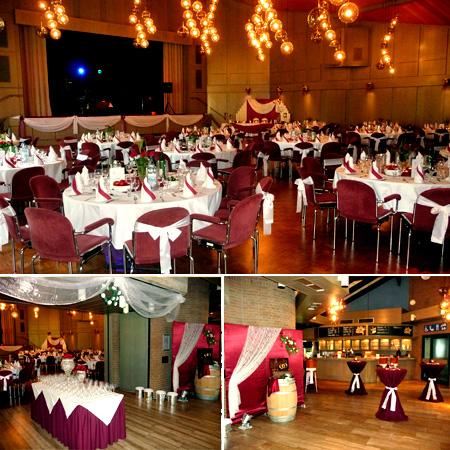 """Festsaal, Hochzeitssaal """"Potpourri"""" - Raum Bremen, Hannover, Lüneburg"""