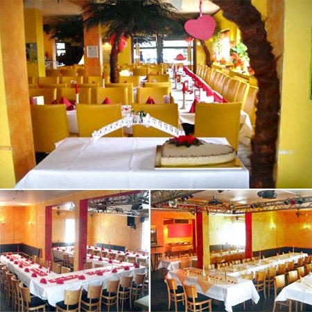 Cafe Sieben Hochzeit feiern