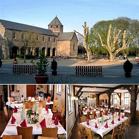 """Festsaal, Hochzeitslocation """"Kloster Schiffenberg"""""""