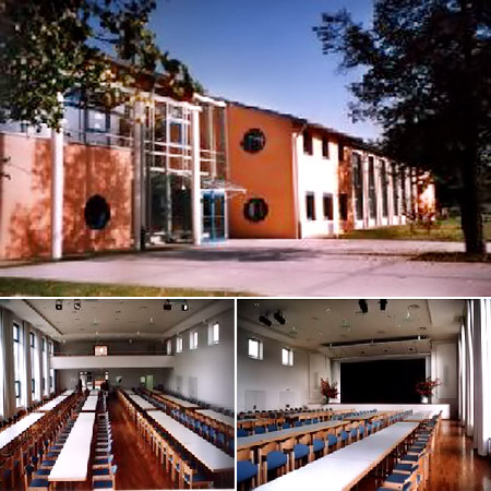 "Festsaal ""Schlossberghalle"" in Dettingen unter Teck - Großraum Stuttgart"