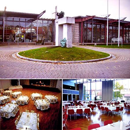 Hochzeit - Saal Erlenbach
