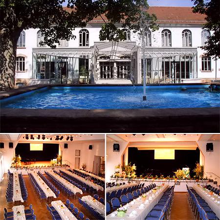 Hochzeit Saal Festsaal