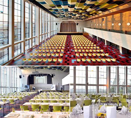"""Hochzeitssaal """"Haus der Begegnungen"""" in Königstein"""