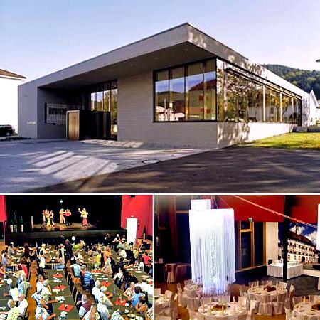 """Hochzeitssaal """"Stadthalle Hausach"""" - Umgebung, Offenburg, Gengenbach, Schramberg"""