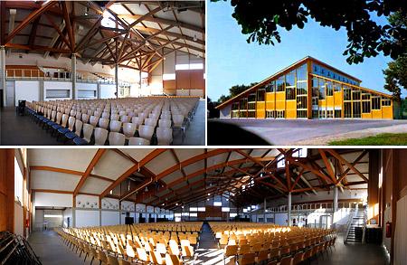 """Hochzeitssaal """"Stadthalle Lichtenfels"""" - Umgebung Coburg, Bamberg, Kronach"""