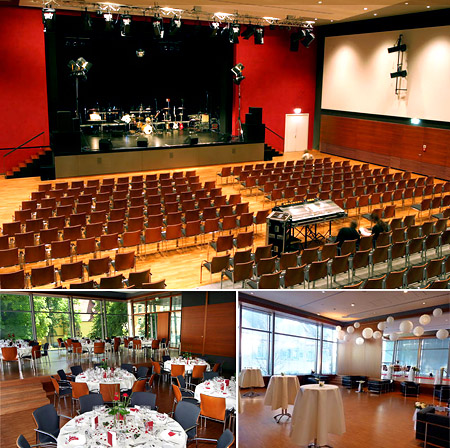 Hochzeitssaal Stadthalle Nürtingen - Raum Stuttgart, Reutlingen, Göppingen