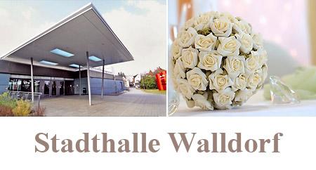 """Hochzeitssaal """"Stadthalle Walldorf"""""""