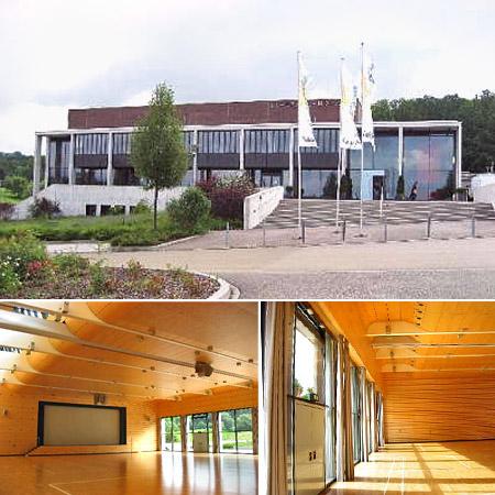 """Saal für Abiball - """"Stauferlandhalle"""" - Umgebung Schwäbisch Gmünd, Göppingen, Geislingen an der Steige"""
