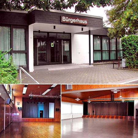 Veranstaltungsraum & Festsaal in Karben, Umgebung Frankfurt / Main, Bad Homburg vor der Höhe, Offenbach am Main